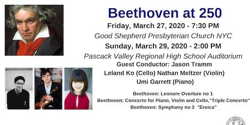 Beethoven @ 250