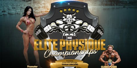 INBA Elite Physique Championships (PNBA Professional Qualifier) tickets