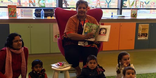 Bilingual Storytime Samoan, Ages 0-5