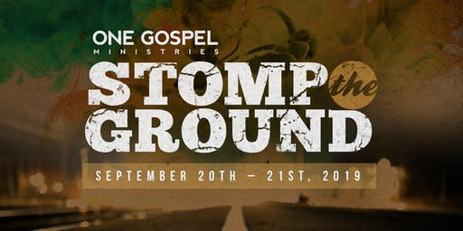 "One Gospel Conference 2019 ""Stomp the Ground"""