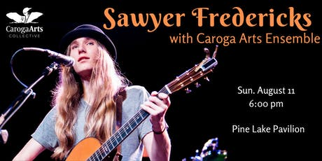 Sawyer Fredericks with Caroga Arts Ensemble tickets