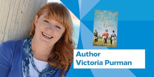 Author Talk: Victoria Purman
