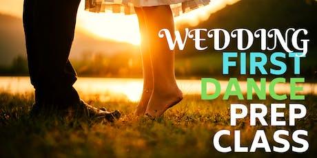 Wedding First Dance Preparatory Class tickets