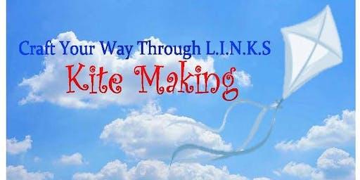 Craft Your Way Through L.I.N.K.S. Family Kite Making
