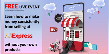 Real e-Commerce Business @ Bangkok tickets