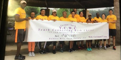 YCWC - Youth Connecting With Christ Annual Walkathon