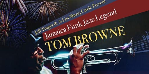 Jazz Funk Trumpeter Tom Browne