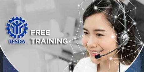 TESDA Free Call Center Training tickets