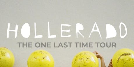 Hollerado--The One Last Time Tour tickets