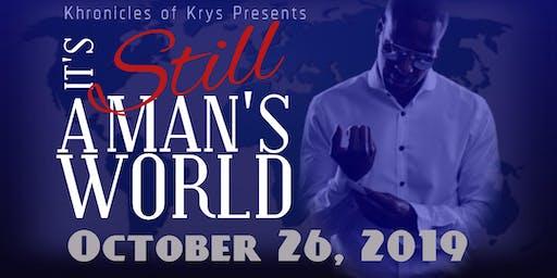It's Still A Man's World