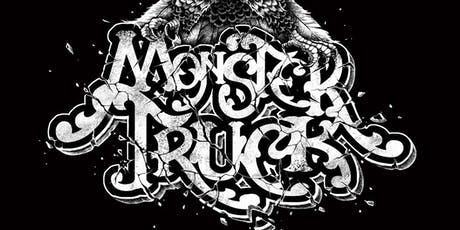 MONSTER TRUCK w/ THE CAPONES tickets