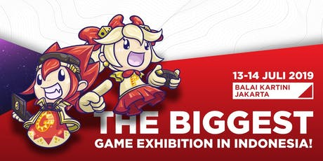 Bekraf Game Prime 2019 (Public Day) tickets