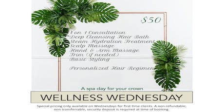Natural Hair: A Spa Day for Your Crown tickets