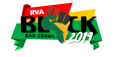 RVA Black Bar Crawl 2019 tickets