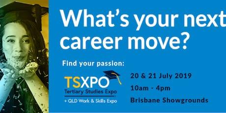 2019 QLD Work & Skills Expo tickets