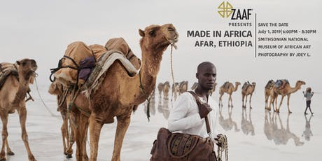 ZAAF VIP Sponsor Packages | @Smithsonian National Museum of African Art  tickets