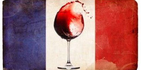 Celebrate Bastille Day and French Wine Varietals on Treasure Island! tickets