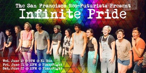 Infinite Pride (@El Rio)