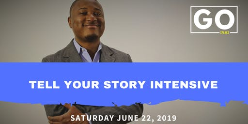 Tell Your Story Intensive