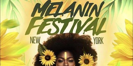 MELANIN FESTIVAL NEW YORK tickets