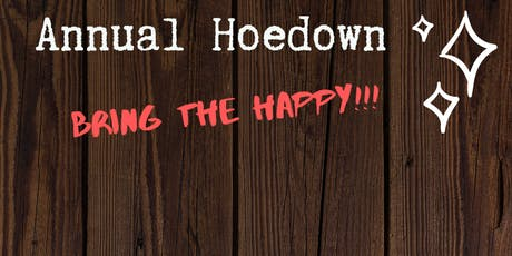 Annual Hoedown tickets