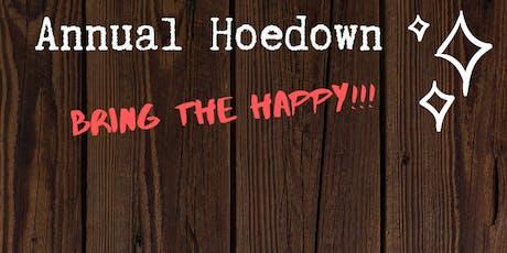 Annual Hoedown tickets