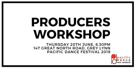 PRODUCERS WORKSHOP tickets