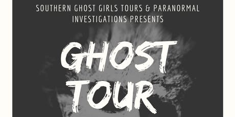 Ghost Tour at the Winery tickets