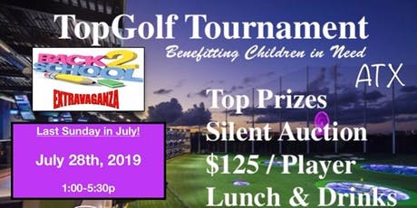 Tee It Up at Topgolf Charity Tournament 2019 tickets