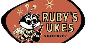 """Ruby's Ukes """"Chord-Melody"""" Ukulele Workshop"""