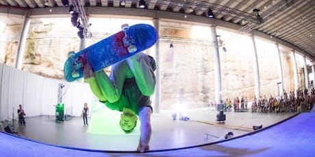 Open Skate  - 22 June tickets