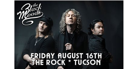 The Black Moods with special guest tickets