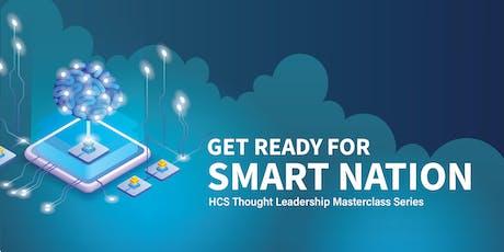 Get Ready for Smart Nation: SME Digitalisation tickets
