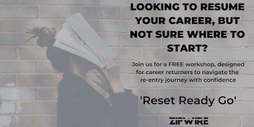 Career Returners Workshop