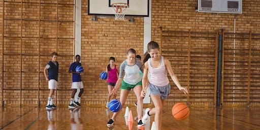 Basketball  (9 - 12 years) @ MWRC # 24034
