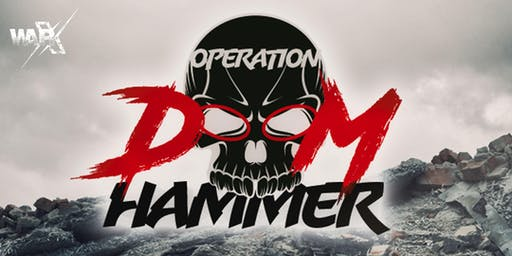 War-X: Operation Doom Hammer