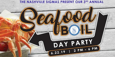 Seafood Boil & Day Party  tickets