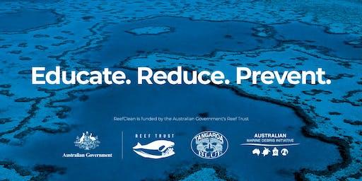ReefClean Source Reduction Plan Workshop - Airlie Beach