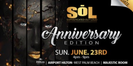 Sophisticated out Loud Day Party - Anniversary Edition tickets