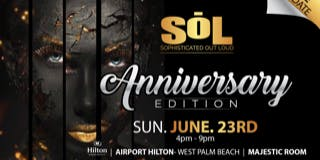 Sophisticated out Loud Day Party - Anniversary Edition