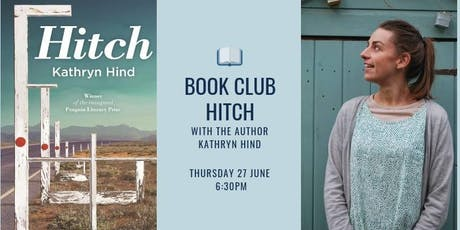 Kathryn Hind Book Club ( Hitch ) tickets