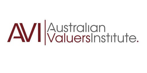 Australian Valuers Institute CPD Seminar with special guest OAM Alan Hyam