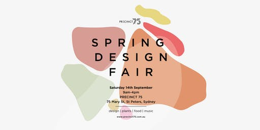 Precinct 75 Spring Design Fair
