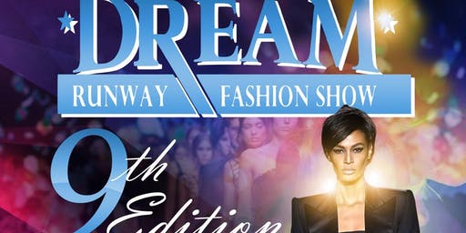 "VENDOR for ""DREAM"" Fashion Show 9th Edition (DETROIT)"