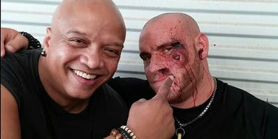 Practical Special Effects Makeup Class Level 1 with Silicon