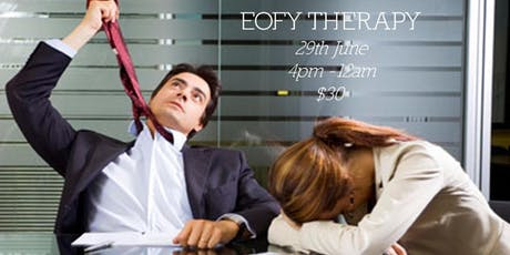 EOFY THERAPY tickets