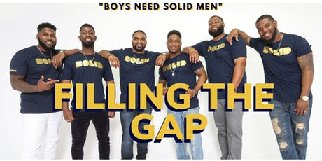SOLID Presents: Filling The Gap - Boys Missing Their Father On Father's Day tickets