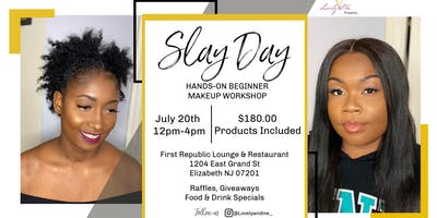 Lovely & Me Slay Day Makeup Workshop