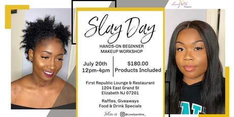 Lovely & Me Slay Day Makeup Workshop tickets