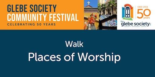 'Places of Worship' Walk
